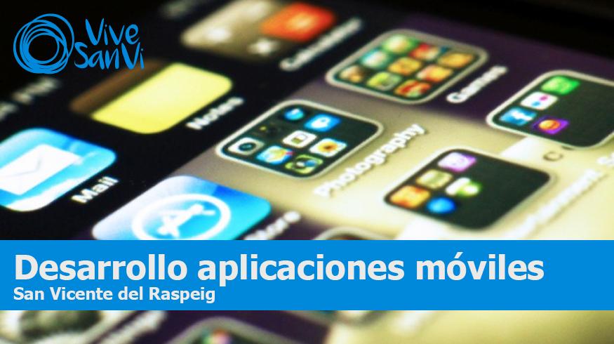 Aplicaciones móviles San Vicente del Raspeig