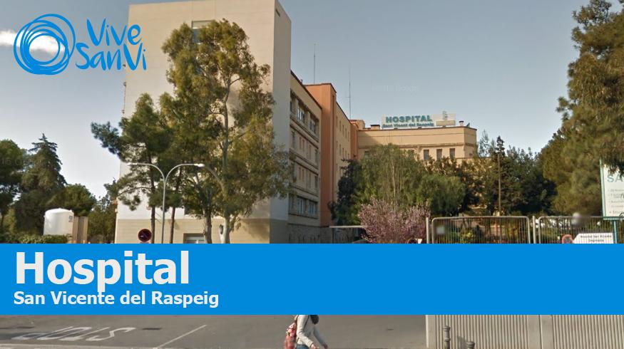 Hospital San Vicente del Raspeig