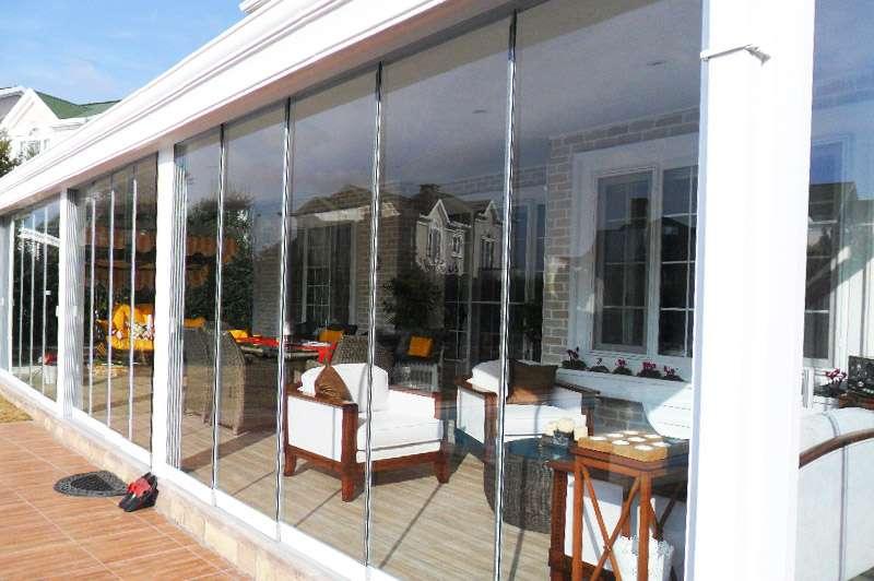 acristalamiento de patio y terrazas en san vicente del raspeig